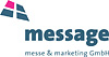 Logo message messe & marketing GmbH